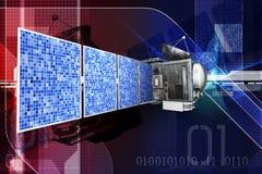Satelitte Stockbild