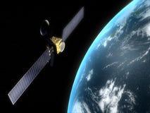 Satelliet Stock Afbeeldingen