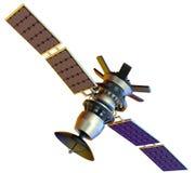 Satelliet-010 Stock Foto's