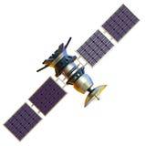 Satelliet Royalty-vrije Stock Afbeeldingen