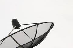 satelliet schotel Stock Foto's