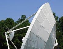 Satelliet Schotel Royalty-vrije Stock Afbeelding