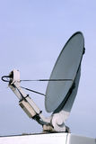 Satelliet TV Stock Foto's