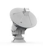 Satellietschotelantenne Royalty-vrije Stock Fotografie