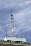 Satellit- antenn Arkivbilder