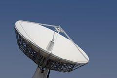 satellit för 2 maträtt Arkivfoton