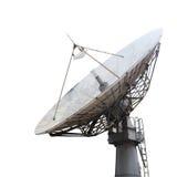 Satellit- maträtt Arkivbilder