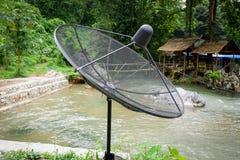 Satellit- tv Fotografering för Bildbyråer