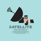 Satellite. Stock Photos