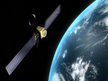 Satellite Images stock