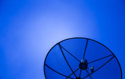The satellite Royalty Free Stock Images