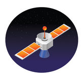 Satellite Royalty Free Stock Image