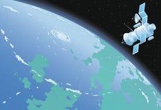 Satellite royalty free stock image