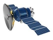 Satellite Images stock