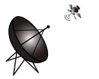 Satellite Immagine Stock