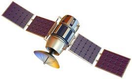 Satellite Photos stock