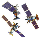 Satellite Immagini Stock