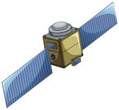 satellite illustrazione di stock