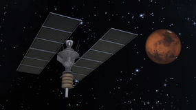 satellite Illustrazione Vettoriale