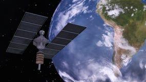 satellite Royalty Illustrazione gratis