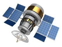 satellite illustration libre de droits