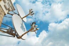 Free Satellite Antenna Stock Images - 31552634