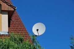 Satellite antenna Stock Photos