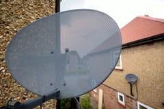 Satellite antenna Stock Photography