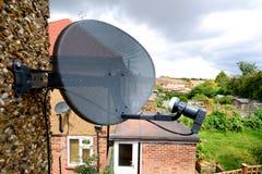 Satellite antenna Stock Images