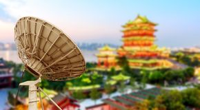 Chinese Classical Architecture Royalty Free Stock Image