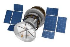 satellite 3d Photos libres de droits