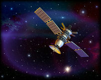 Satellite Stock Photo