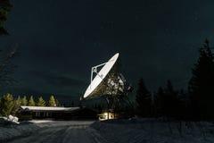 Satellite de Borealis Photographie stock libre de droits