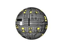 Satellite de l'espace illustration libre de droits