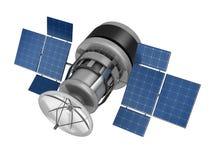 Satellite de l'espace illustration stock