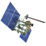 Satellite de navigation moderne illustration libre de droits