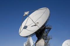satellite de paraboloïde Photos libres de droits