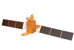 Satellite de télécommunication images libres de droits