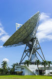 Satellite di terra Fotografia Stock