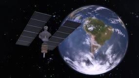 Satellite Stock Image