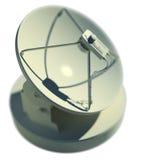 Satellite dish. Small satellite dish 3D render