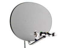 Satellite Dish Royalty Free Stock Photo