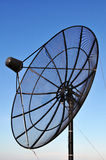 A satellite dish Stock Image