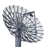 Satellite Dish. Isolated Satellite Dish / Communication Array stock illustration