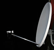 Satellite Dish. Satellite receiving dish Royalty Free Stock Photos
