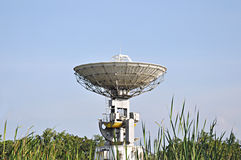 A satellite dish Stock Photography