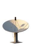 Satellite Dish. Isolated satellite dish Stock Photo