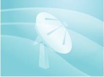 Satellite dish Stock Image