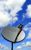 Satellite dish antenna Stock Images