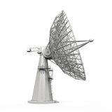 Satellite Dish Antenna Stock Images